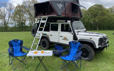 4 x 4 Camper Holiday Adventures with Nellie and Betty